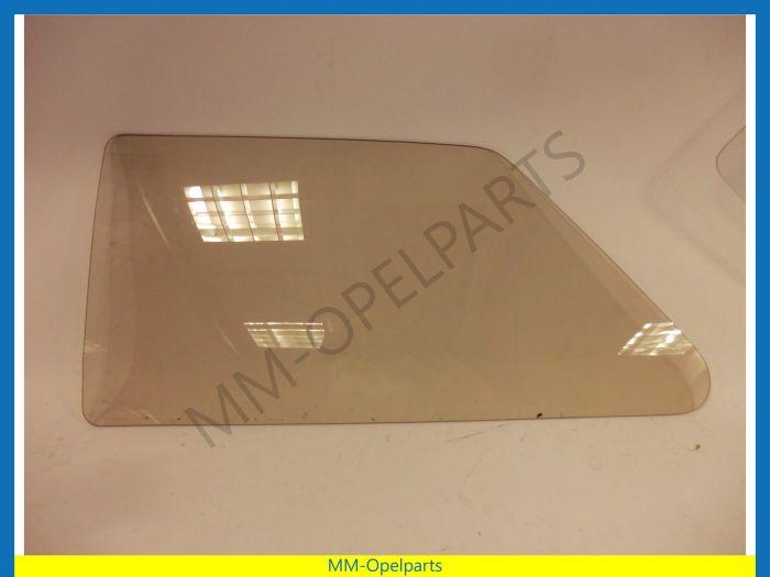 Side window left rear hatchback bronze tinted