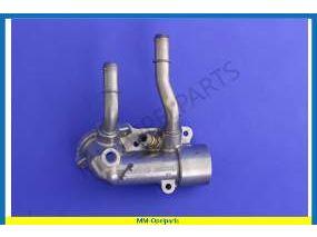 Thermostat body, inclusive sensor, A20NFT  B20NFT gasoline