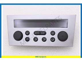 Controlpanel, airconditioning