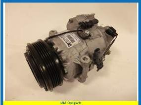 Airco compressor A14XEL A14XER A14NEL A14NET