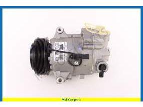 Air conditioning compressor, Delphi 1.6-2.0