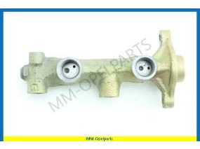 Main brake cylinder, Delco, without reservoir, (Left steering) (Ident AL)