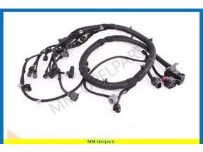 Wiring Harness Fuel Injection, Ident W6T, Z17DTH