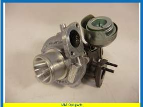 Turbocharger  A20DTL  A20DT