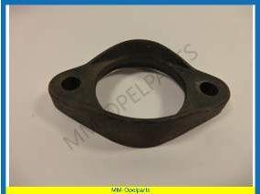 Flange front pipe 2.5E/3.0E
