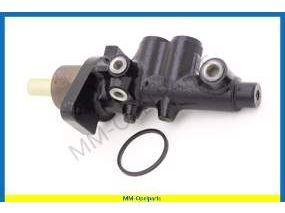 Main brake cylinder, without reservoir, (Left steering)