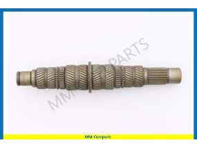 Mainshaft gear box  aspern