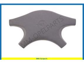 Cover horn, steering wheel with 4 spokes (OPEL)