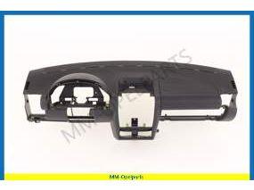 Instrument panel, grey, left steeringwheel