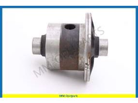 Differential assy, rear axle, With limited slip differrential
