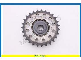 Distribution camshaft sprocket