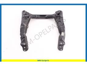 Subframe, without wishbones & stabilizer