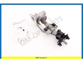 Steering column, for electronic power steering, without motor, (RHD)