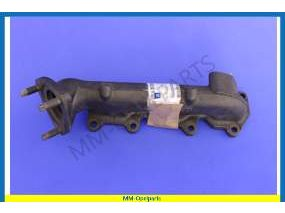 Exhaust manifold, right side