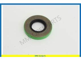 Oil seal differential