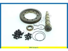 Mainshaft and gear set