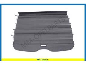 Cover, trunk, middle, black