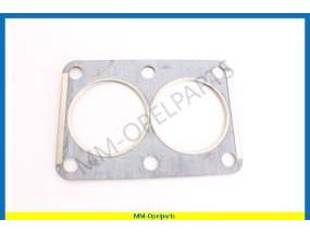 Gasket front pipe 76-mm x 113-mm