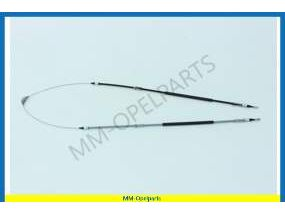 Hand brake cable  from Ch. 91000034
