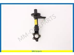 Steering knuckle right 1.4 - 1.6