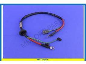 Wiring harness, complete, A/C alternator