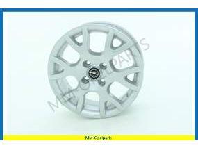 Rim Aluminium Irmscher 6Jx15H2  4x100  ET49
