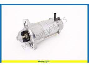 Starter, for AF50-8 automatic transmission, RPO MRC/MQG