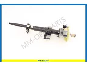 Steering column, (for driver airbag)