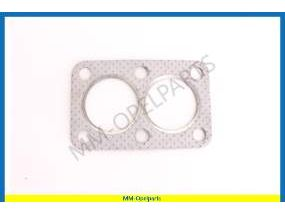 Gasket front pipe 1.0-1.2 OHV   96-mm x 61-mm