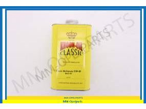 Classic multigrade 15 W 40 motor oil