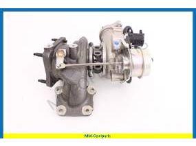 Turbocharger,