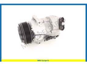 Airco compressor, Delphi, A16XHT B16SHL B16SHT