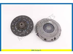 Kit Clutch  (pressure plate with clutch plate) B20DTH Sachs