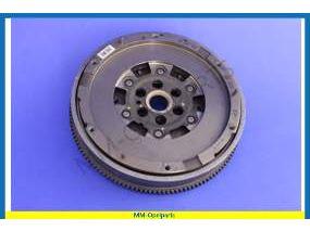 Dual mass flywheel, Ident EF, LUK