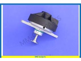 EGR inlet valve, with plastic cover