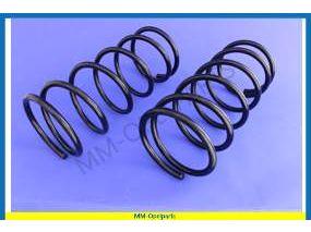 Coil spring  front  SET  2.5E/2.8/3.0/3.0E  A1 10/78 - 6/82