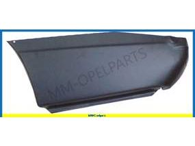 Rear lower corner, (SEDAN), -82 left