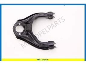 Control arm upper, with bushing, without guide joint, left