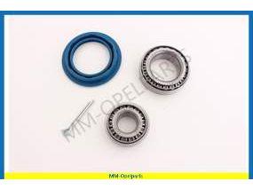 wheel bearing set sealing splitpen front or rear axle