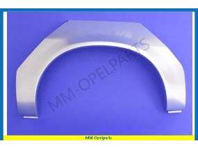 Wheel arch left 2 drs