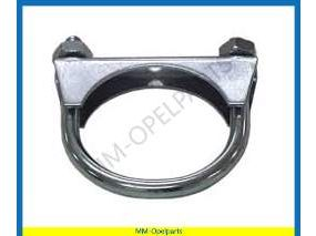 Exhaust clamp 54 mm