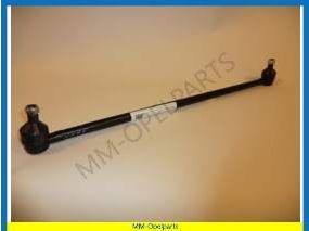 Steering tie rod middle