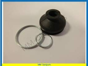 Gaiter voor Steering knuckle and/or Tie rond end  28 mm / 11 mm