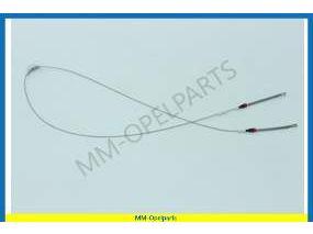 Handbrake cable 1.0/1.2