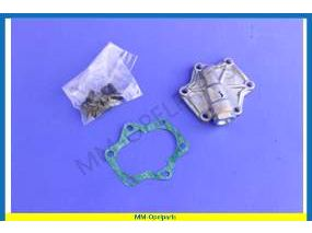 Oil pump cover with relief valve  CIH 1.6-3.0