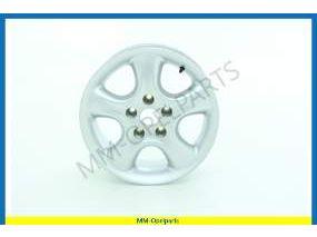 Rim Aluminium Irmscher 7Jx15H2 5x110  ET33