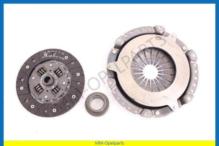 Clutch set 16N/16S/16SH  8-inch/203-mm