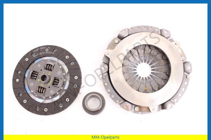 Clutch set 18E/18SE until engine 14383330,  8.5-inch/215-mm