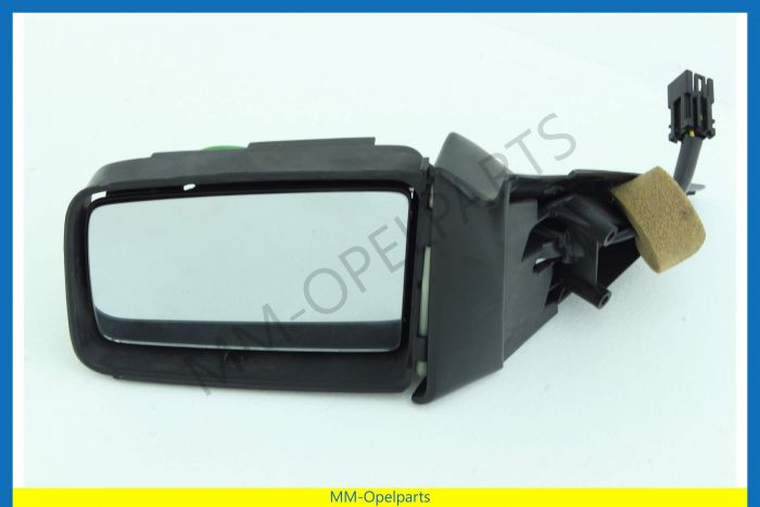 Mirror electric left without cover  Astra F