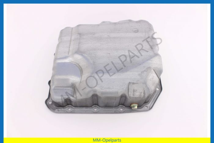 Oilpan, Four-speed automatic transmission